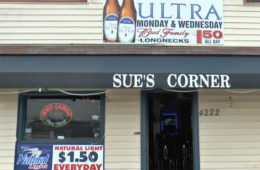 Sue's Corner By Sue Johnson